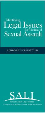 A Checklist for Survivors