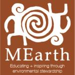 MEarth Cling Sticker