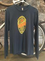 MTB Hall of Fame Badge T-Shirt (Long Sleeve)