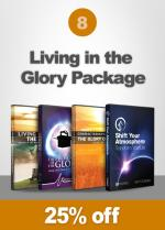 Package 8 - Living in the Glory (CD)