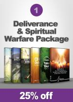 Package 1 - Deliverance & Spiritual Warfare (CD)