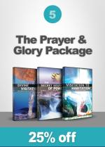 Package 5 - Prayer & Glory (CD)