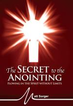 The Secret To The Anointing (CD)