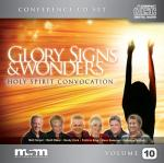 Glory, Signs & Wonders - VOL 10 (CD)