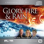Glory, Fire & Rain Conference - VOL 10 (CD)