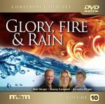 Glory, Fire & Rain Conference - VOL 10 (DVD)