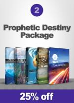 Package 2 - Prophetic Destiny (MP3)