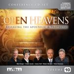 Open Heavens - VOL 10 (CD)