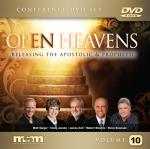 Open Heavens - VOL 10 (DVD)