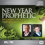 New Year Prophetic Conference - VOL 11 (MP3)