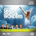Glory, Signs & Wonders - VOL 11 (CD)