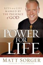 Power For Life - Hardcover (BOOK) & Bearing Fruit In Every Season (MP3)