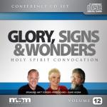 Glory, Signs & Wonders - VOL 12 (CD)