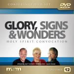 Glory, Signs & Wonders - VOL 12 (DVD)