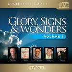 Glory, Signs & Wonders - VOL 8 (CD)
