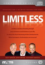 Limitless - VOL 12 (CD)