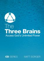 The Three Brains (CD)