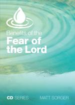 Benefits of the Fear of the Lord (CD)