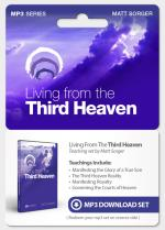 Living From The Third Heaven (Drop Card)