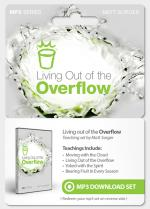 Living Out of the Overflow (Drop Card)