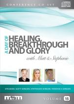 Healing, Breakthrough & Glory - VOL 15 (CD)