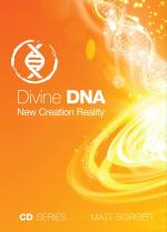 Divine DNA - New Creation Reality (CD)