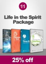 Package 11 - Life in the Spirit (CD)