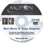 2016 MUFON SYMPOSIUM: Ben Moss and Tony Angiola