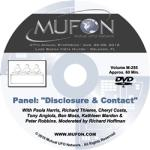 "2016 MUFON SYMPOSIUM: Panel ""Disclosure and Contac"
