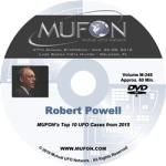2016 MUFON SYMPOSIUM: Robert Powell