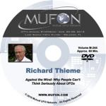 2016 MUFON SYMPOSIUM: Richard Thieme