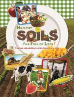 Healthy Soils Are Full of Life! Book