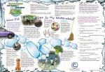 2018 Placemat - Watersheds: Our Water, Our Home