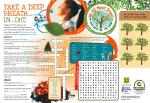 Placemat/Activity Sheet - We All Need Trees (LR)