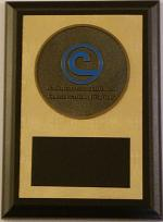 Gold 5x7 Plaque