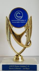 Conservation C Trophy