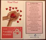 Kindness Cards (Pack of 25)