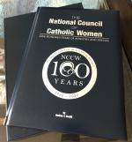 Limited Leather Bound NCCW History Book Pre Order