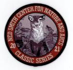 "189 2021 Classic Mother's Day Fox Patch 4"" or 6"""
