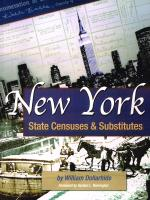 New York State Censuses and Substitutes