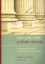 New York State Probate Records