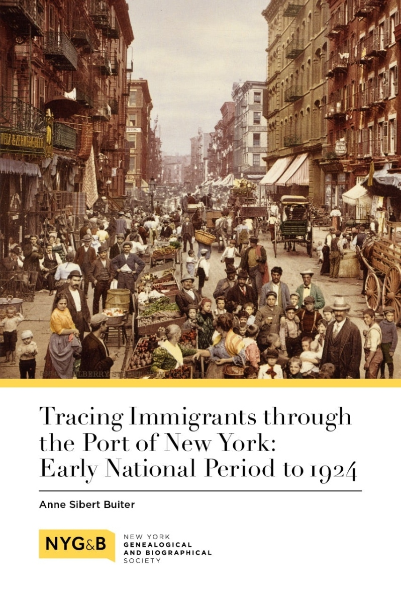 Tracing Immigrants through the Port of New York