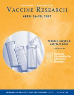 2017 Annual Conference on Vaccine Research