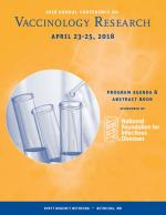 2018 Annual Conference on Vaccinology Research