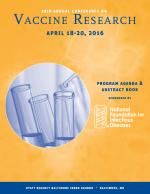2016 Annual Conference on Vaccine Research