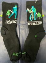 Tour of Anchorage Socks