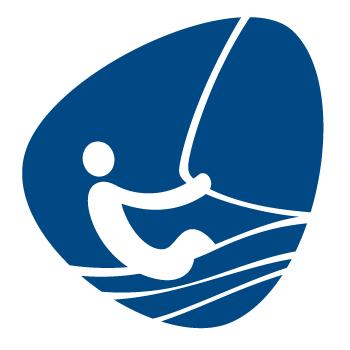 Rio2016 Sailing logo. ©Rio2016.