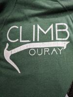 "Hoodie - ""Climb Ouray"""