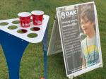 Ickler Mini Volley Pong Tables