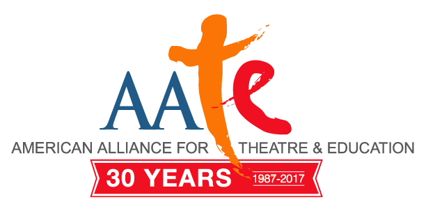 American Alliance for Theatre and Education Logo